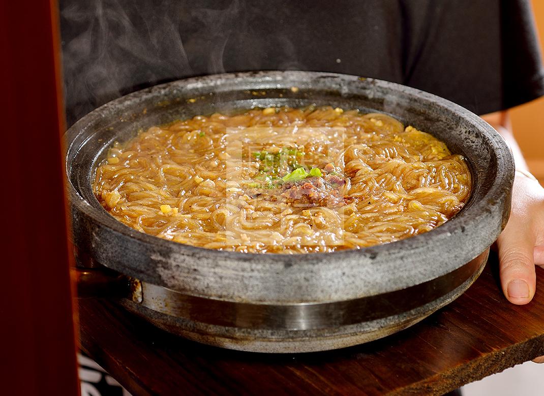 大治石锅苕粉